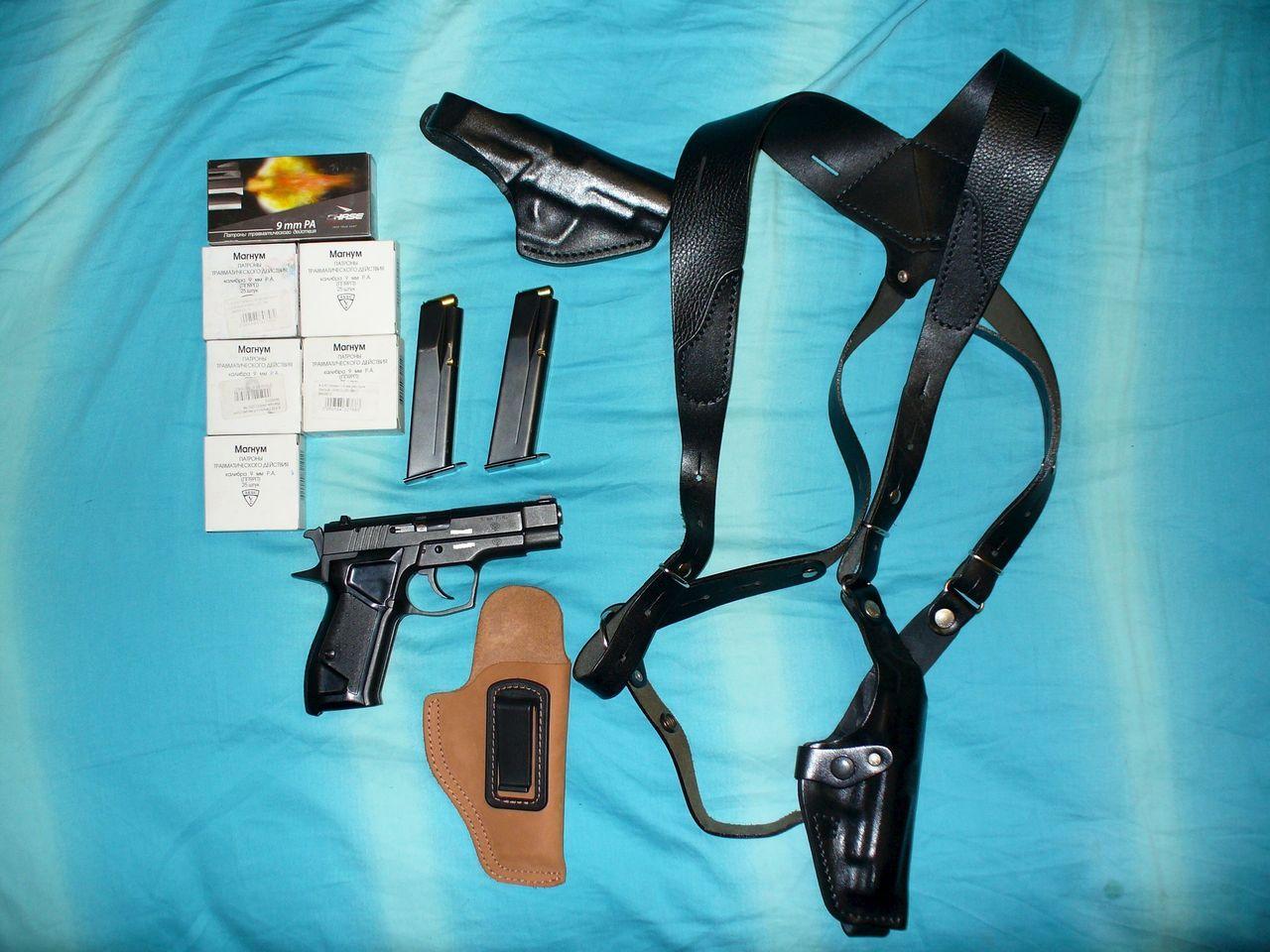 Нужна ли лицензия на травматический пистолет