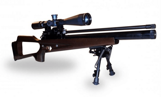 Обзор пневматической винтовки Егерь