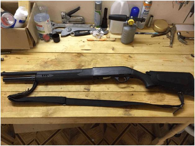 Обзор пневматической винтовки Хатсан Эскорт Магнум
