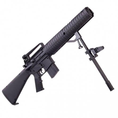 Пружинно-поршневые винтовки