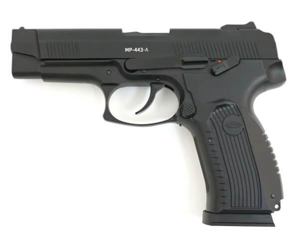 Пистолет Ярыгина Грач-А