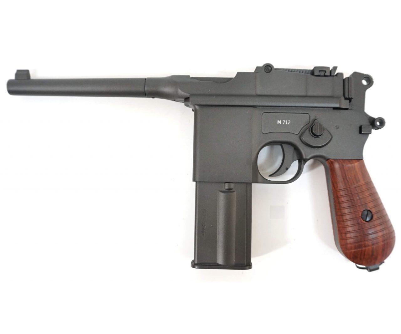 Маузер Gletcher M712