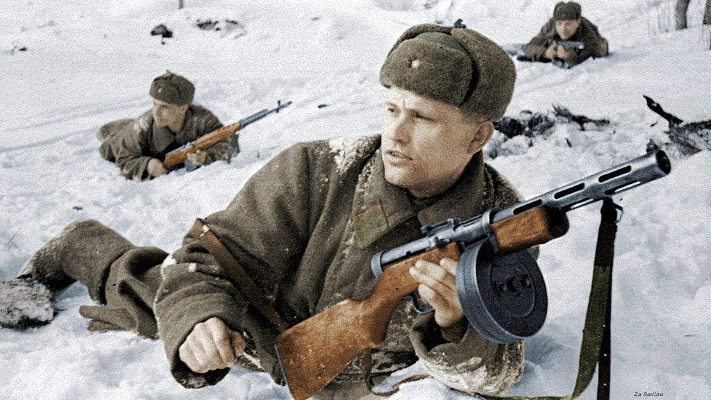 История винтовок ППШ