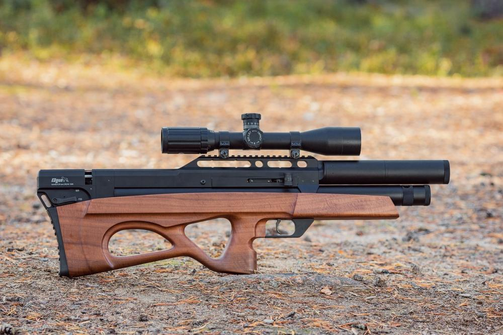 Пневматическая винтовка EDgun «Матадор» R5M