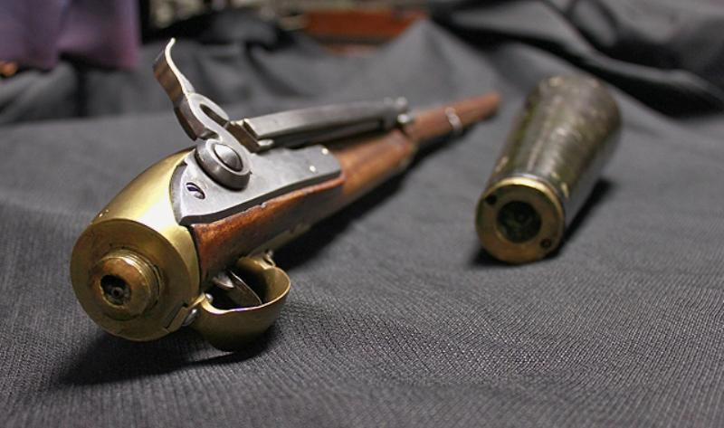 Особенности винтовки Жирардони