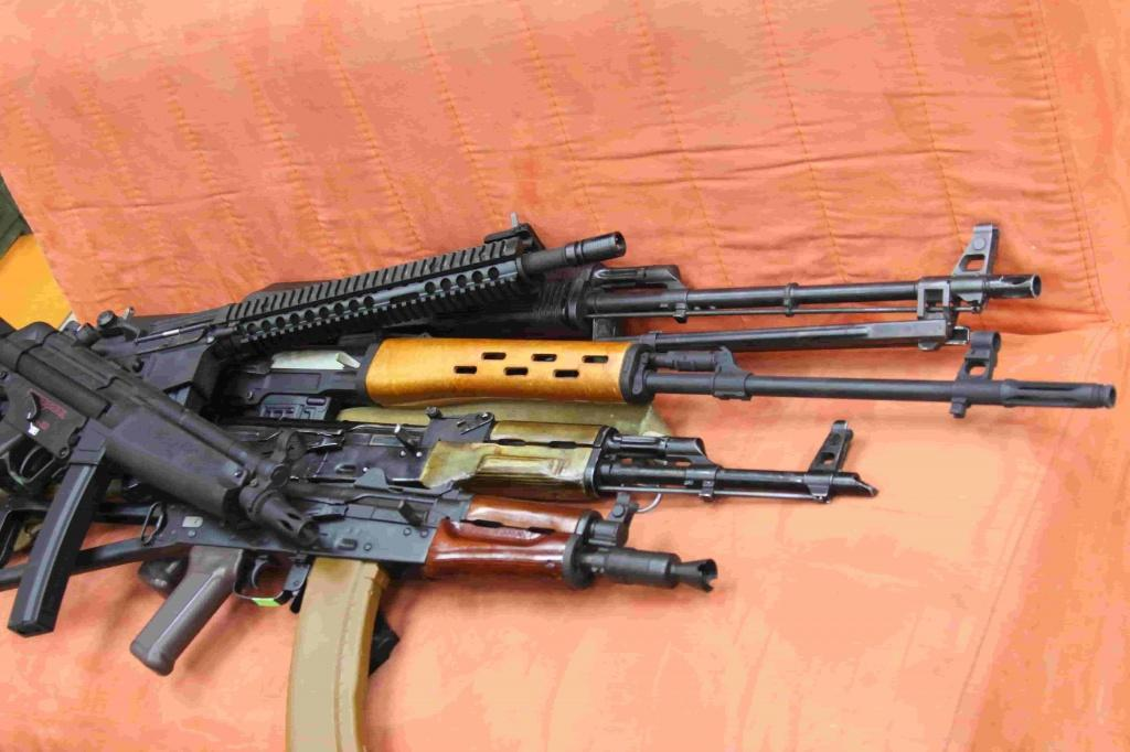 Отличия пневматики от страйкбольного оружия