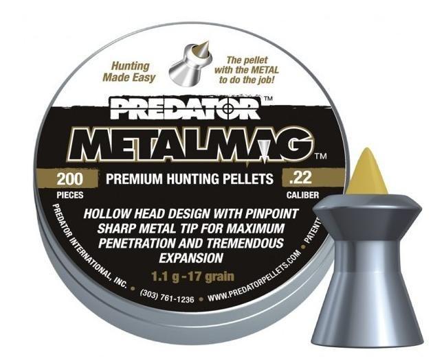 Predator Metalmag