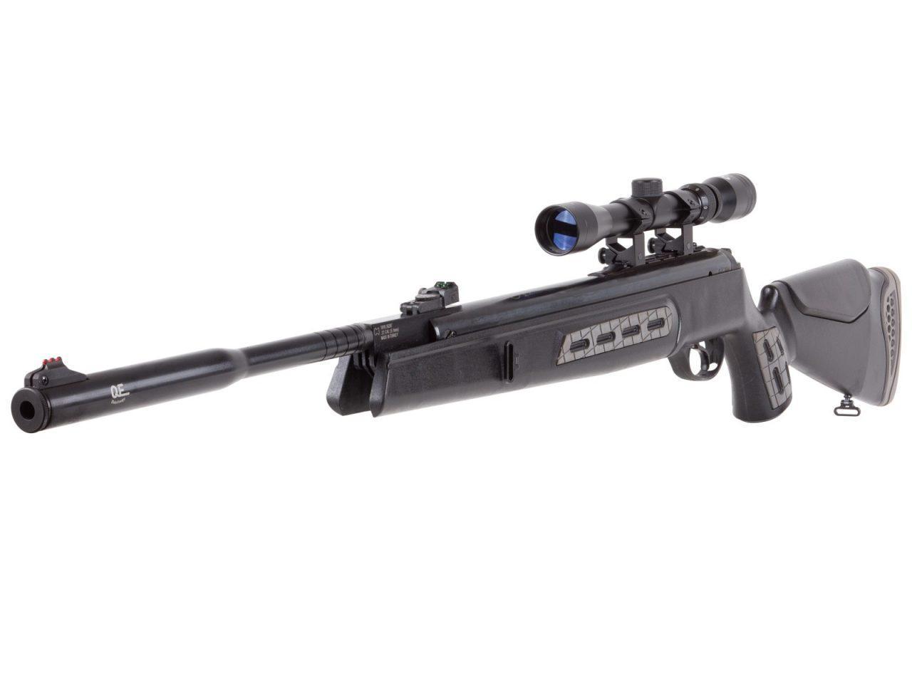 Какой оптический прицел выбрать для пневматической винтовки Hatsan 125 класса «магнум»