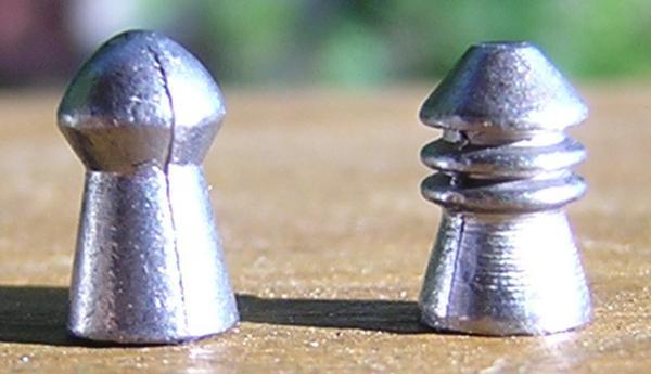 Пули 4,5 мм для пневматики