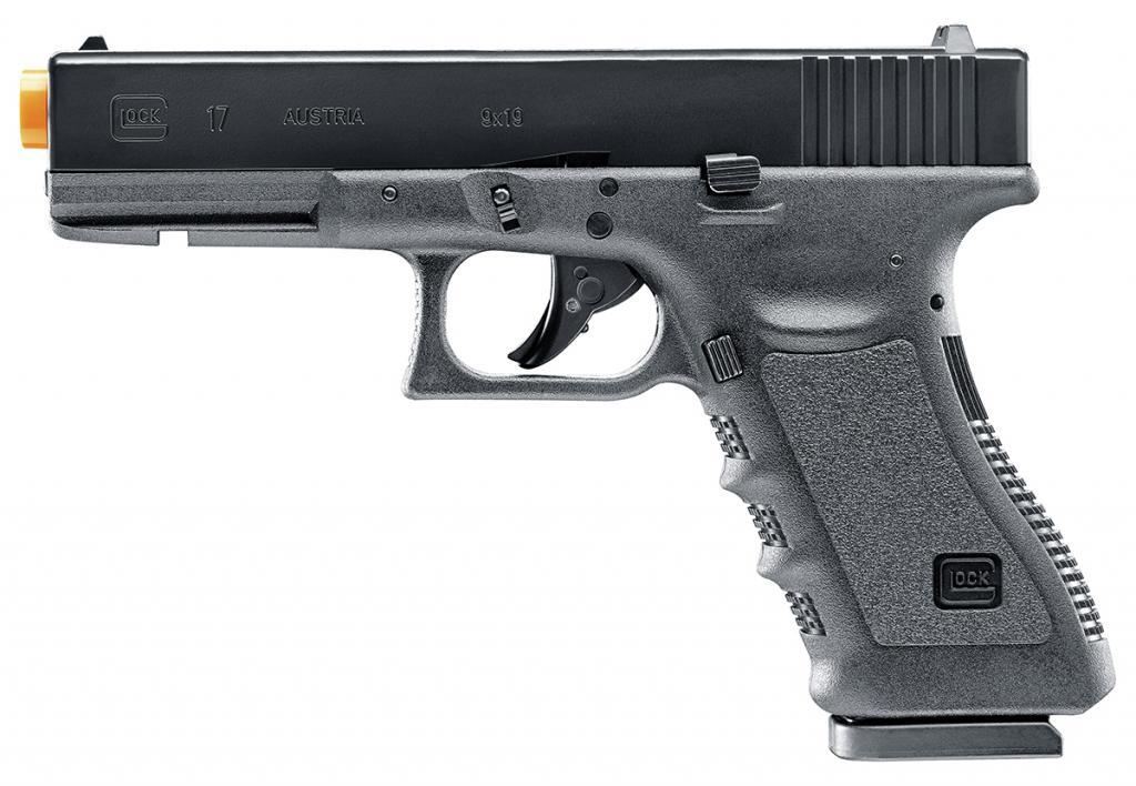 Обзор страйкбольных пистолетов Glock