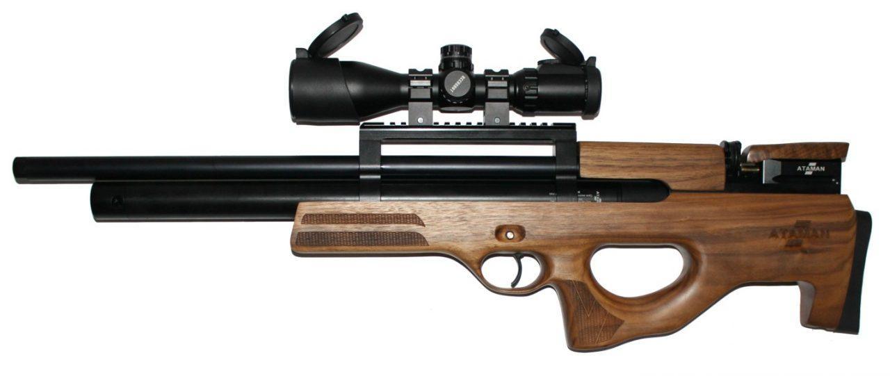 Обзор пневматической винтовки Ataman M2R