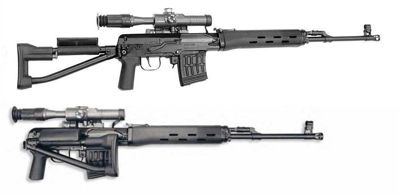 Обзор пневматической винтовки СВД