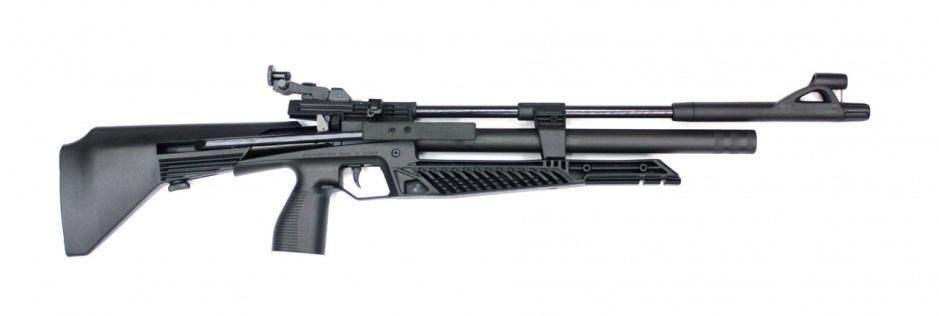 Обзор пневматической винтовки Baikal MP-555K
