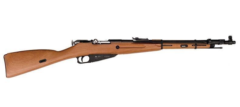 Обзор пневматической винтовки Мосина