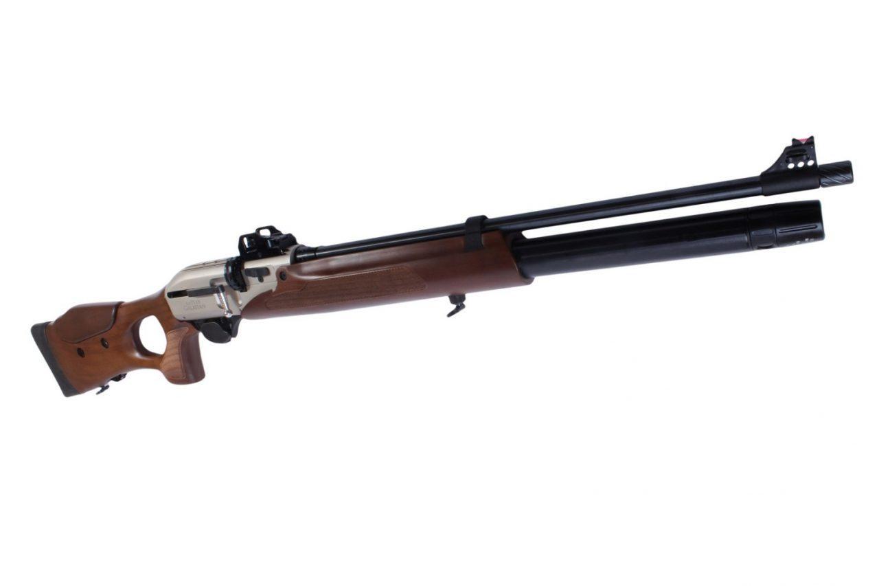 Обзор пневматической винтовки Хатсан Галатиан