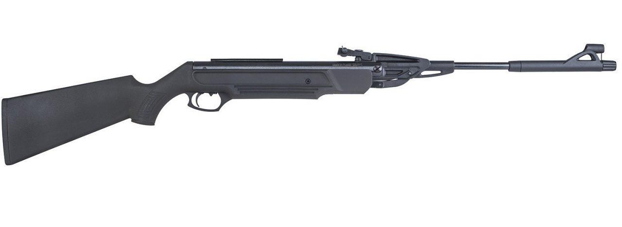 Обзор пневматической винтовки МР-512