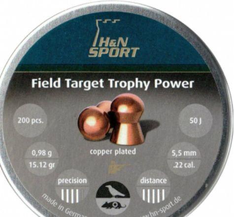 H&S Field Target Trophy Power