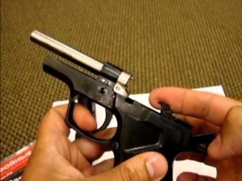 Обзор травматического пистолета Хорхе