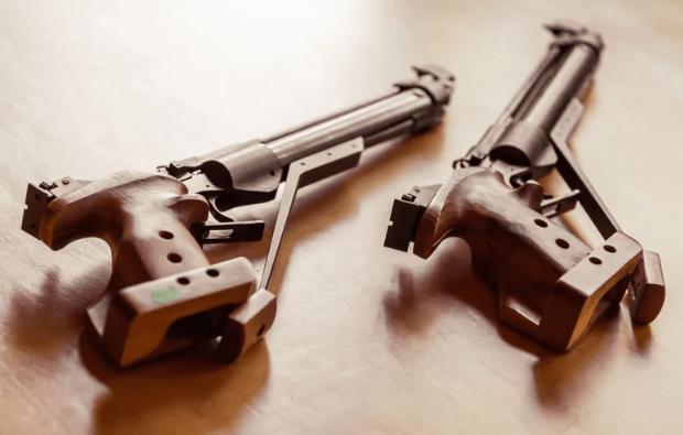 Особенности оружия с накачкой1