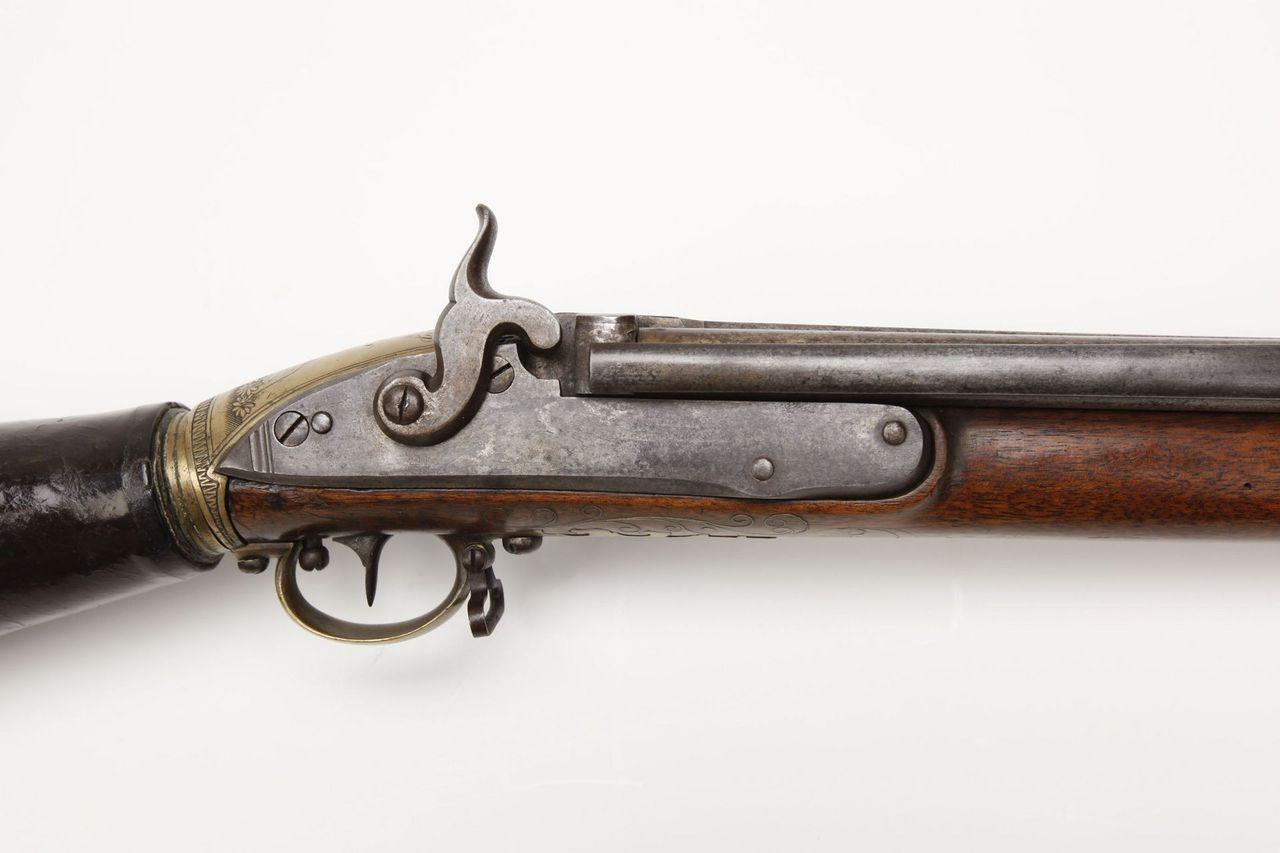 Когда появились винтовки