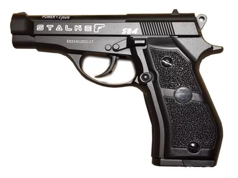 Обзор пневматических пистолетов Stalker