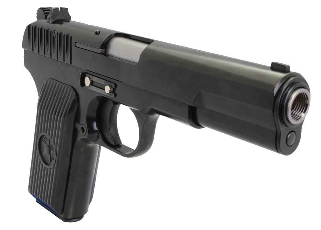 Обзор страйкбольного пистолета WE ТТ-33