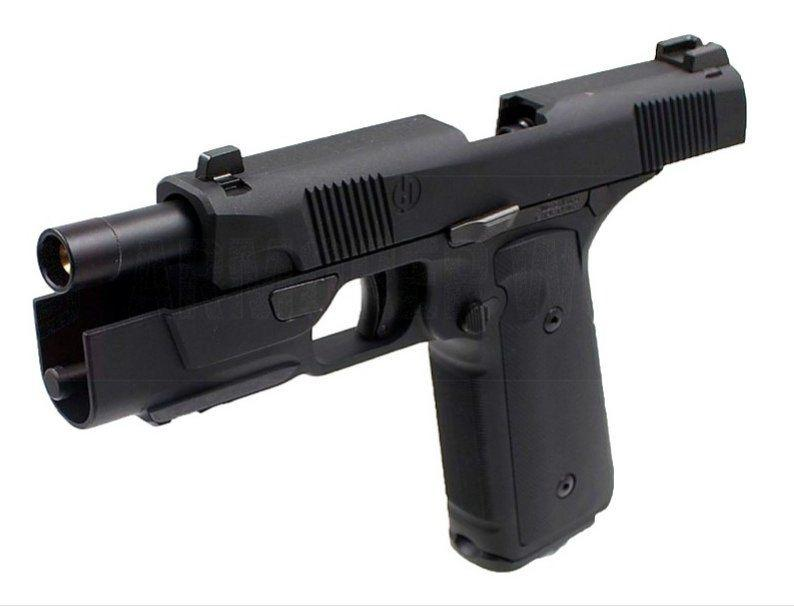 газовые пистолеты