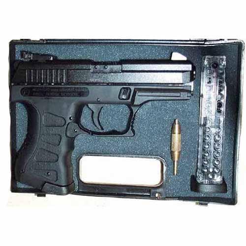 Обзор пневматического пистолета Аникс Скиф А-101