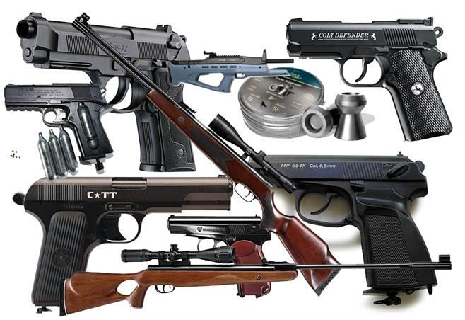 Лучший пневматический пистолет для самообороны