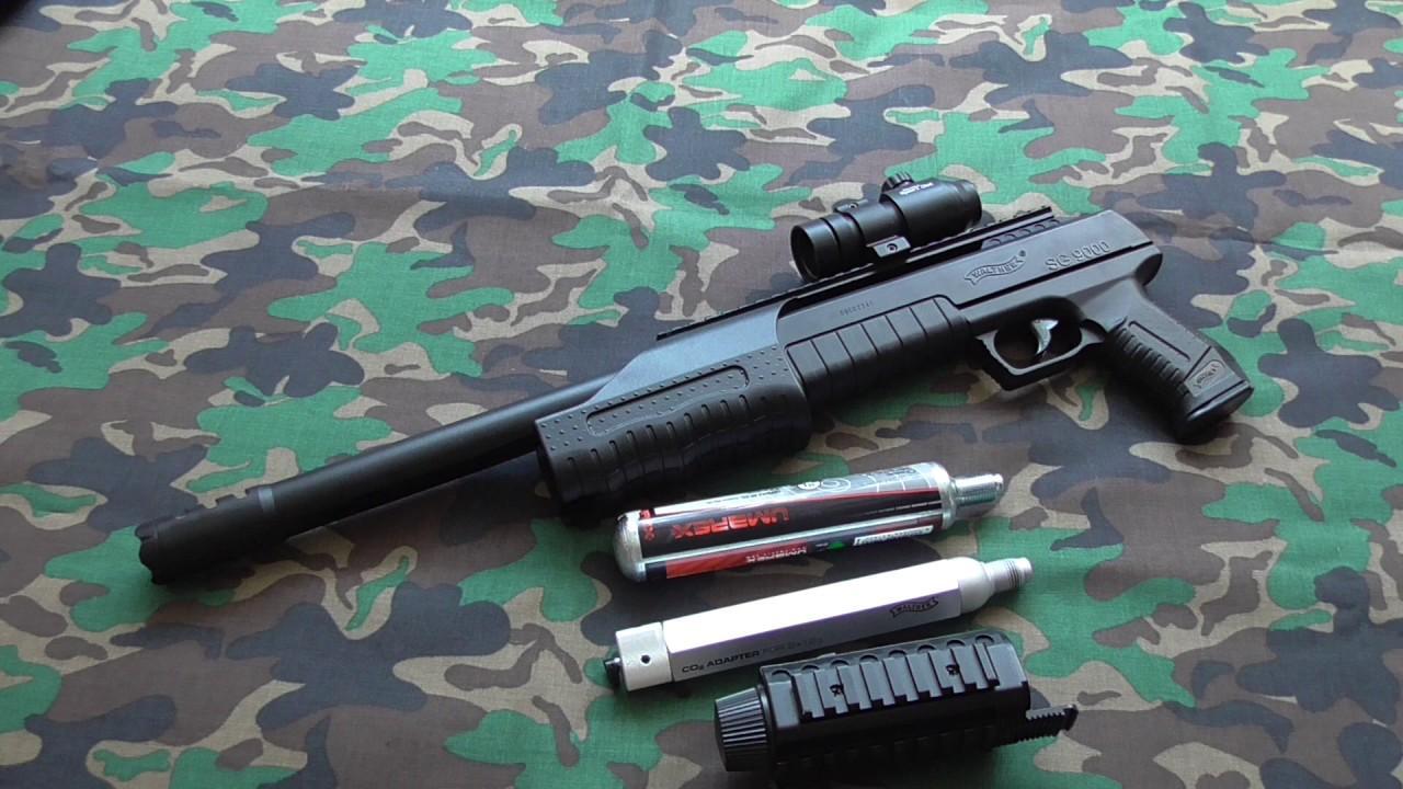 Модификации Umarex Walther SG 9000