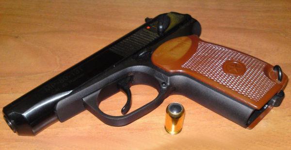 Обзор травматического пистолета МР-80-13Т