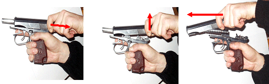 Как разобрать пневматический Пистолет Макарова МР-654К