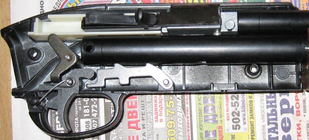 Обзор пневматической винтовки Crosman Optimus R8 C01K77
