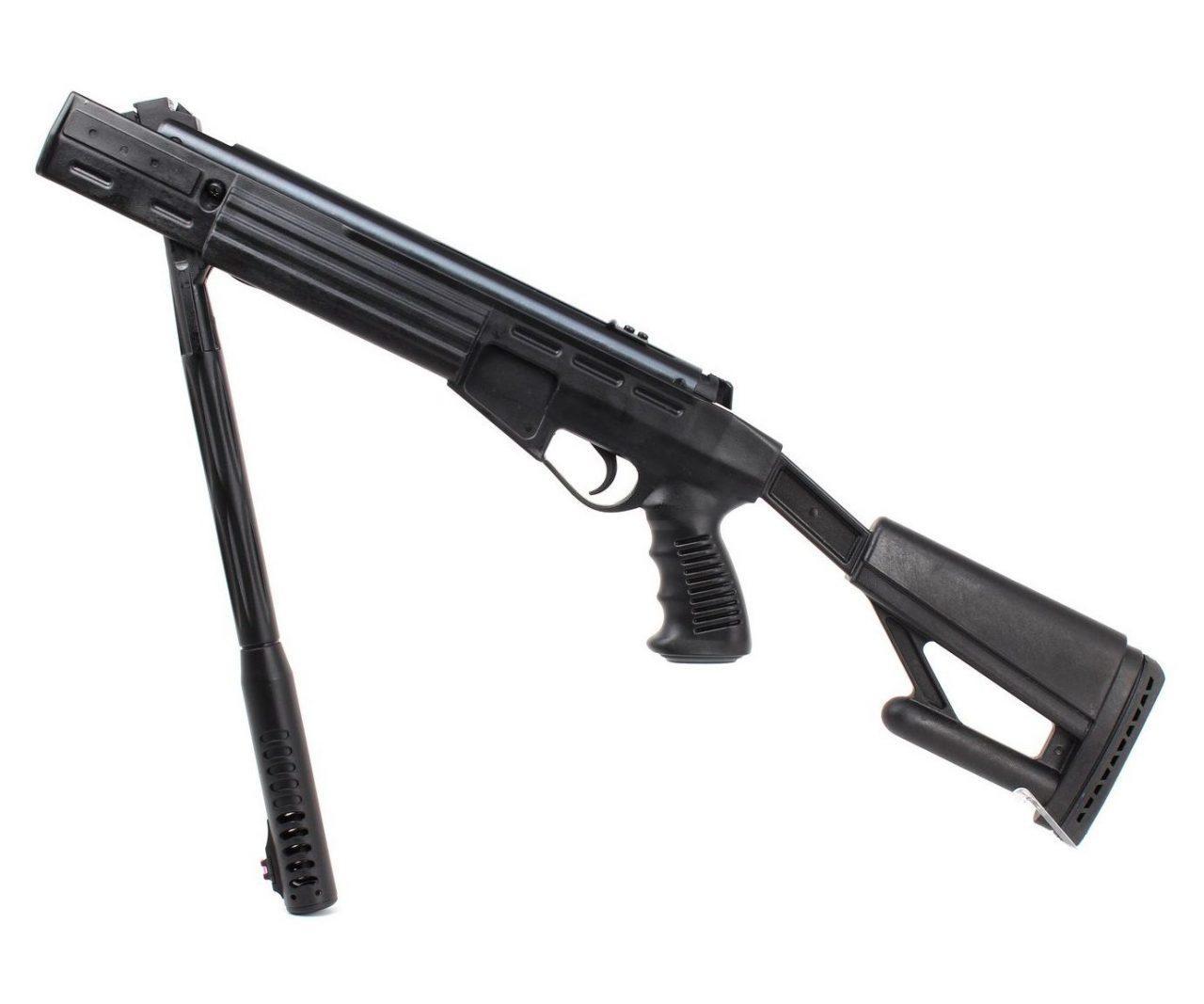 Обзор пневматической винтовки Хатсан Аиртакт