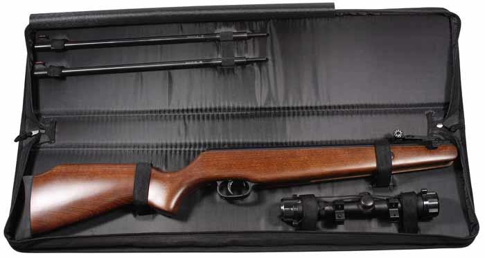 Пневматические винтовки со сменными стволами