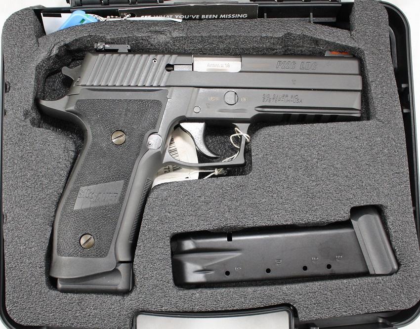 Sig Sauer P226-комплект