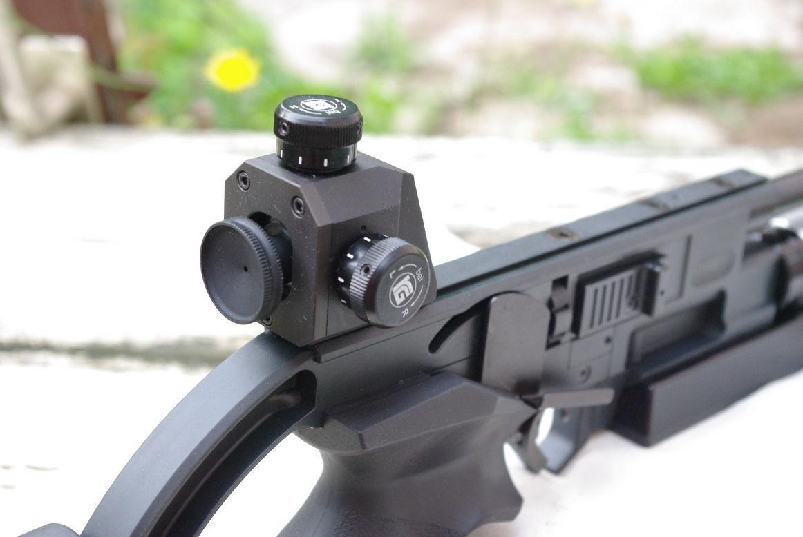 Как выбрать прицел для пневматической винтовки