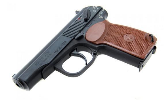 Обзор травматического пистолета МР-79-9ТМ