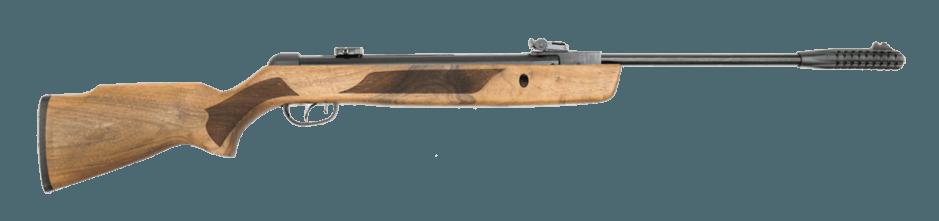 Обзор пневматических винтовок Крал