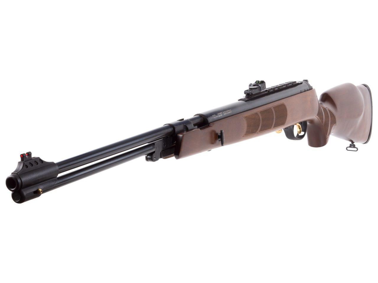 Обзор пневматической винтовки Hatsan Torpedo 100x