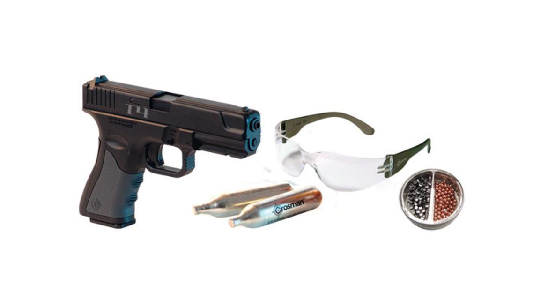 Обзор пневматических пистолетов Кросман