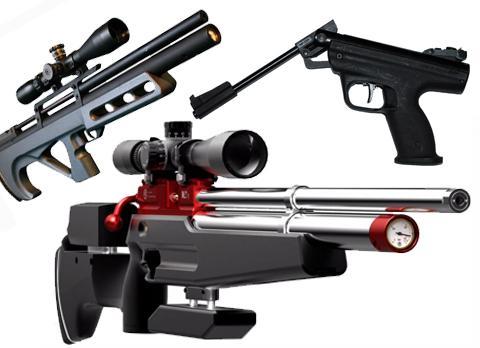 Хардбольное оружие