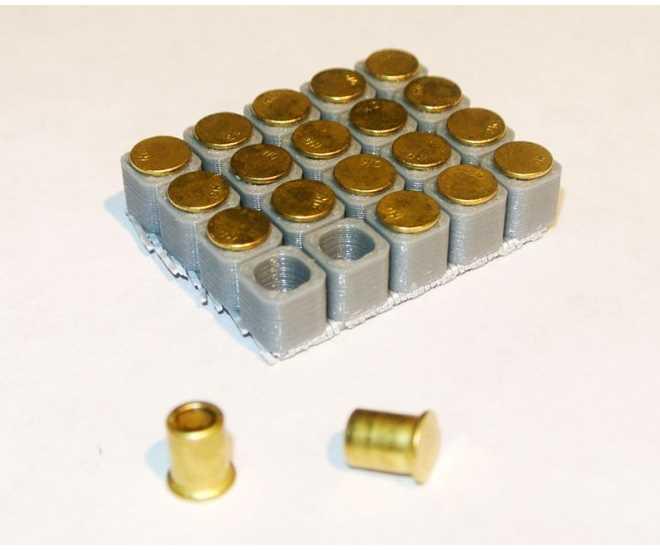 Пистоны светозвуковые для МР-654