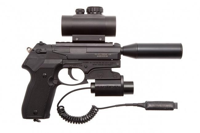 Пулевой пистолет - как выбрать